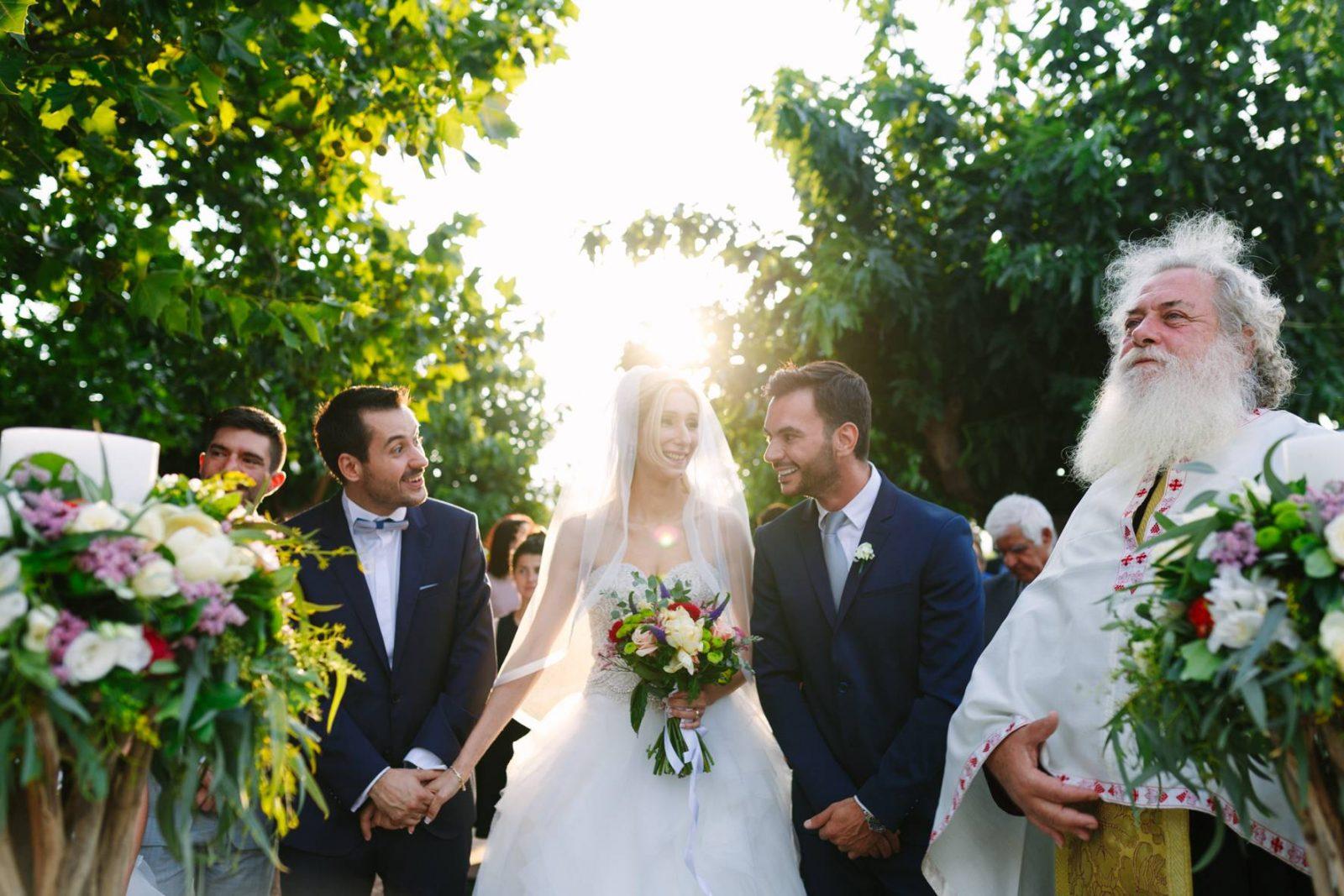 Η ιδανική ώρα για τον γάμο σας