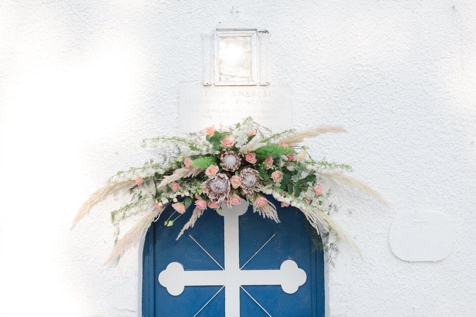 best wedding details at church