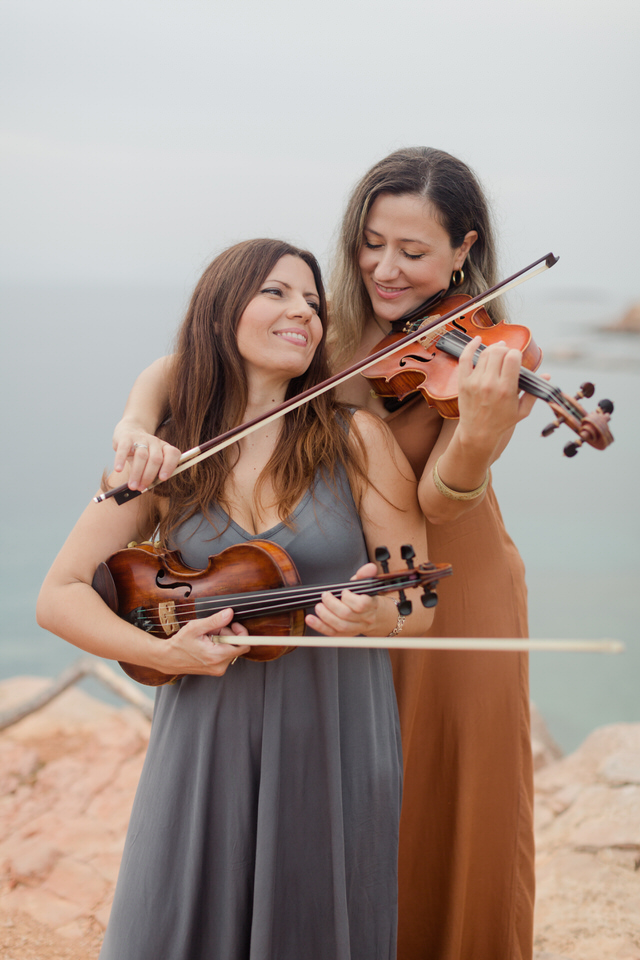 Best Wedding Violins in Greece